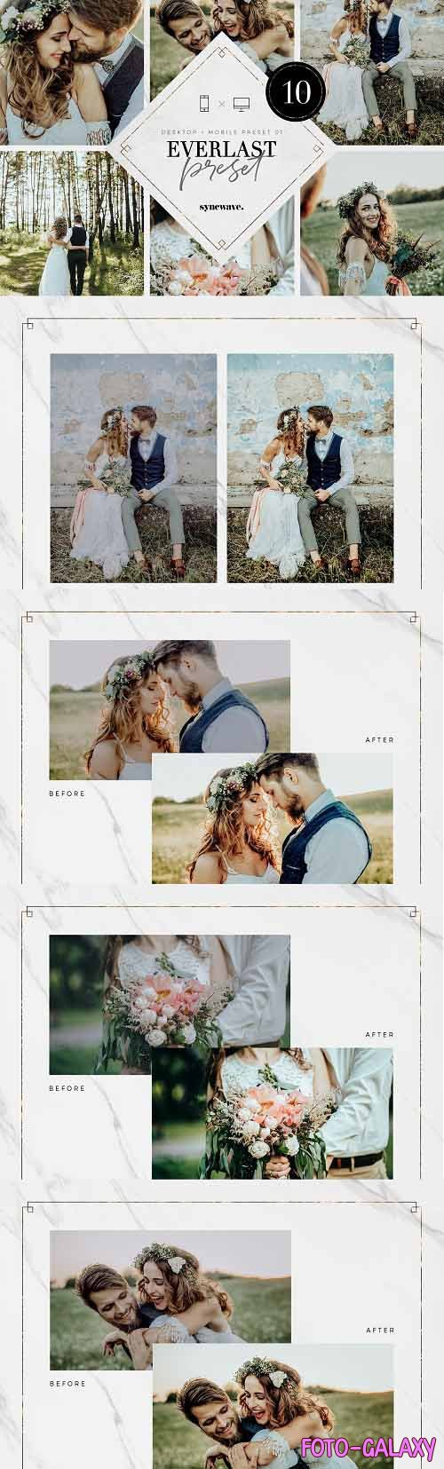 Everlast Lightroom Presets Bundle 5251103
