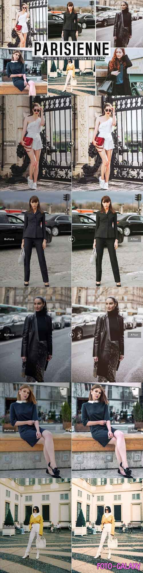 Parisienne Pro Lightroom Presets - 5437116 - Mobile & Desktop