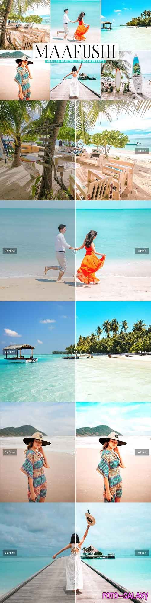 Maafushi Pro Lightroom Presets - 5448226 - Mobile & Desktop