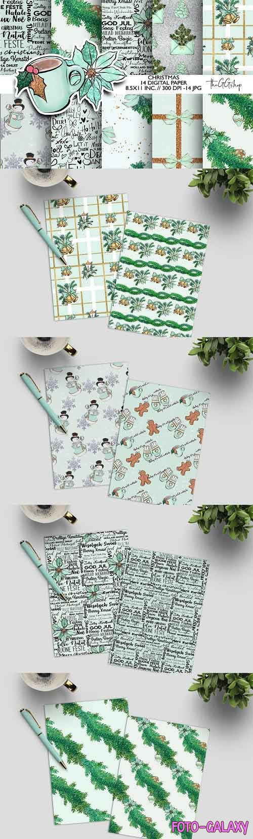 Christmas Paper Pack - 5476669