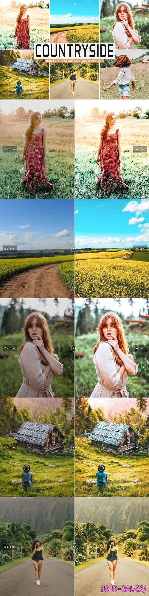 Countryside Pro Lightroom Presets - 5524086