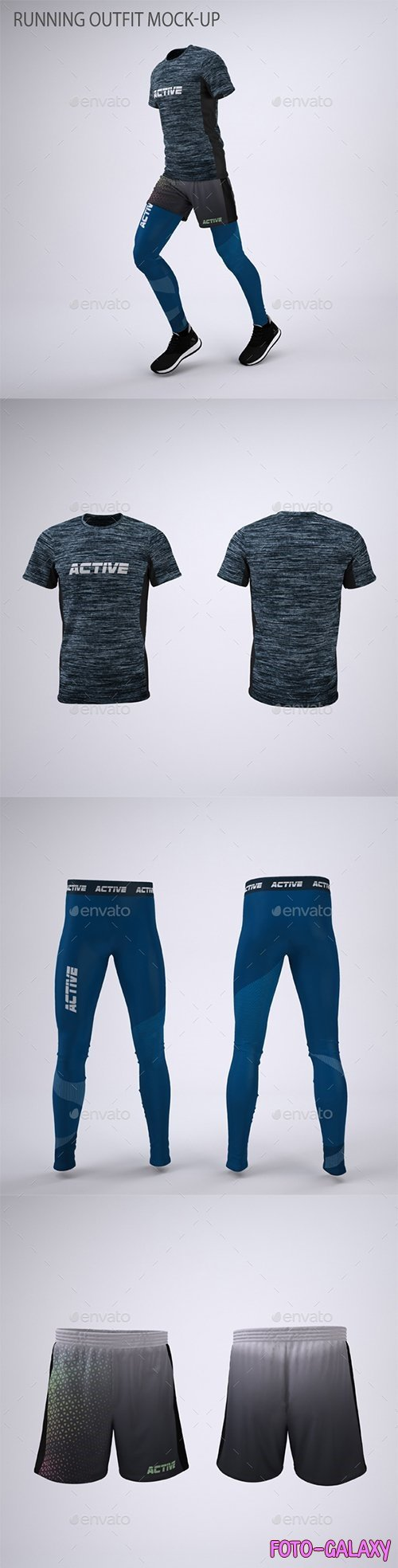 GraphicRiver - Running Outfit Mock-Up 28843877