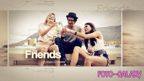 Videohive - Nice Moments Of Life - 26415114