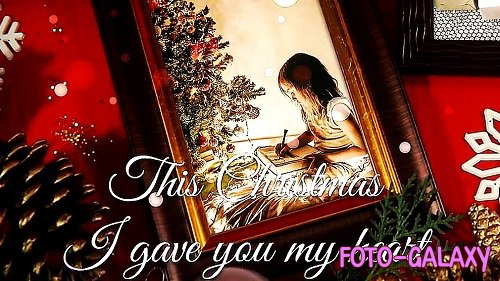 Christmas Photo Frames Gallery 2 854892 - Project for After Effects