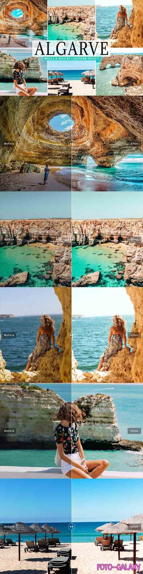 Algarve Pro Lightroom Presets - 5669663 - Mobile & Desktop