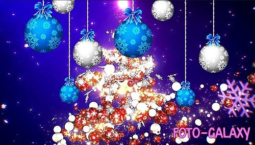 Christmas Light Logo Opener 878074 - Project for After Effects