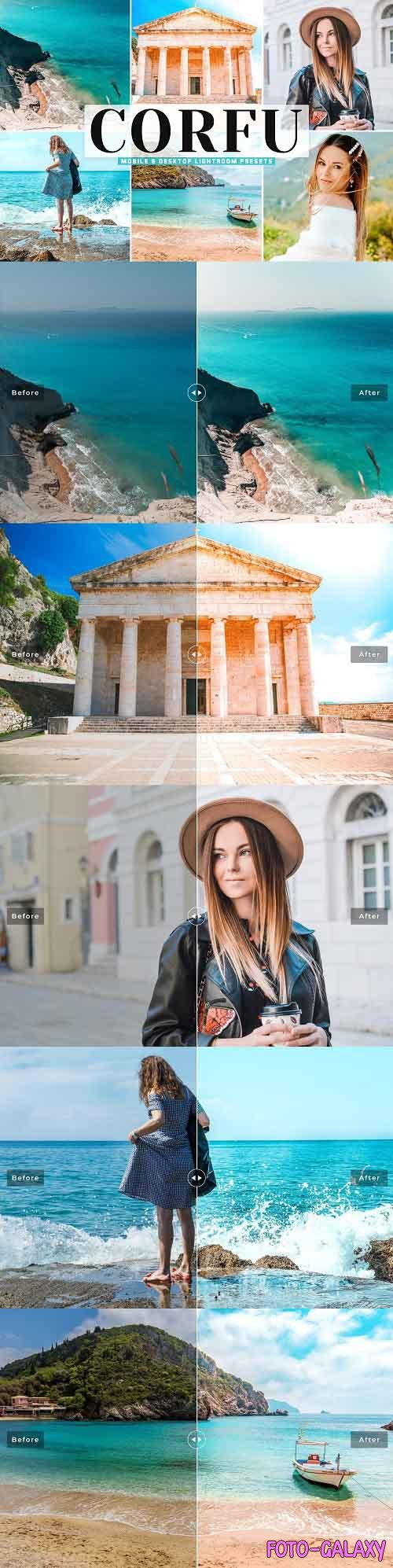 Corfu Pro Lightroom Presets - 5772671 - Mobile & Desktop