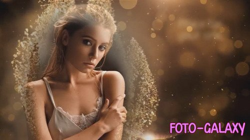 Проект ProShow Producer - Golden Flowers FS